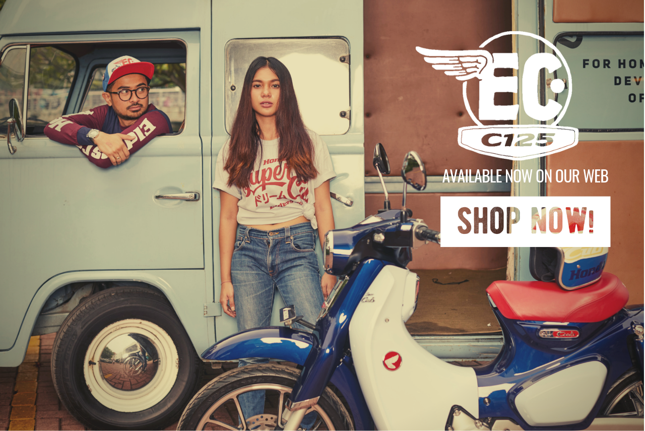 Elders Co X SuperCub 125