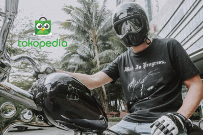 UP TO 40% 0FF AT TOKOPEDIA